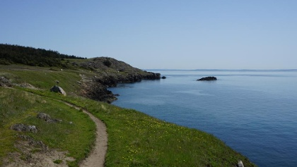 Trails at Iceberg Point