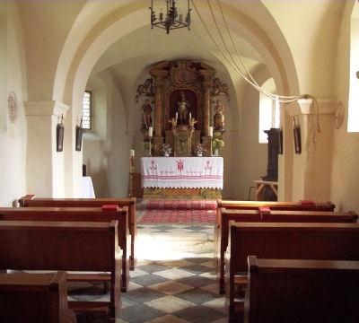 St. Oswalder Kirche