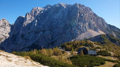 Klettersteig Soca Quelle : Soča quelle u2022 » outdooractive.com