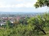 Ausblick vom Kreckelberg auf Crailsheim  - @ Autor: Dr. Konrad Lechner  - © Quelle: Hohenlohe + Schwäbisch Hall Tourismus e.V.