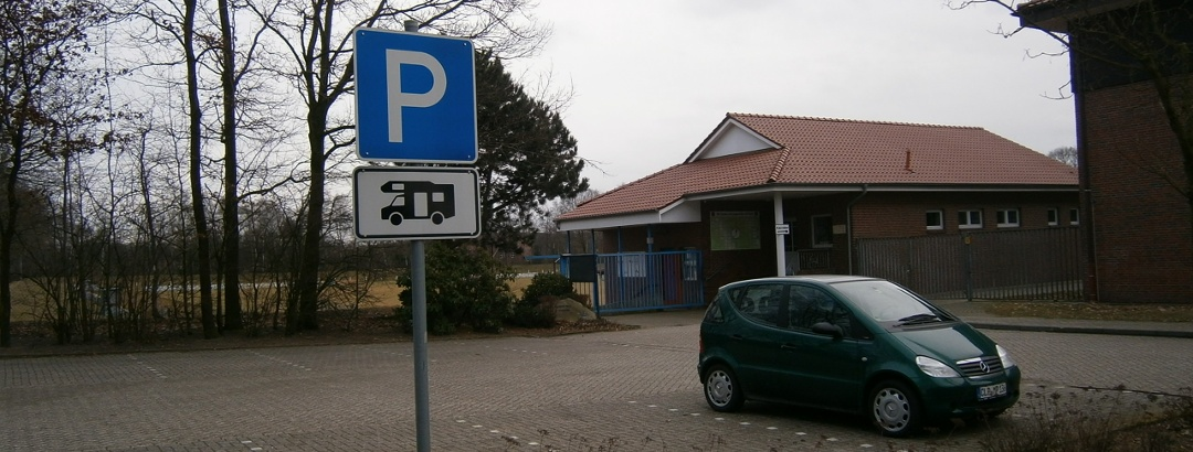Wohnmobilstellplatz Jahnstraße