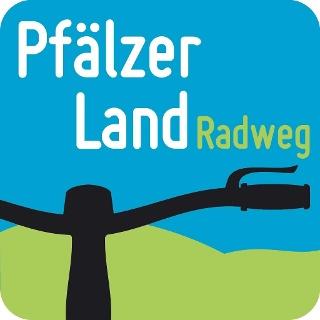 Routenlogo Pfälzer Land Radweg