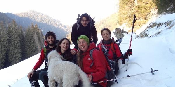 """""""Anello dell'Aia dela Pesa"""" - Val Campelle – gruppo Lagorai/Cima d'Asta"""