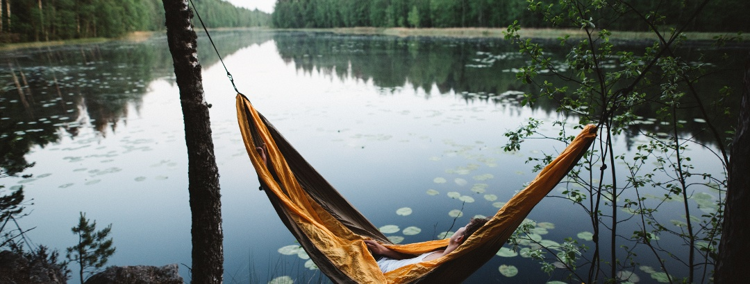 Entspannung in der Natur