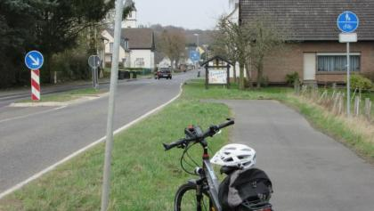 Ortseingang Eudenbach.
