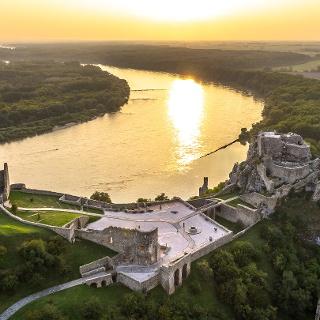 Burg von Devín