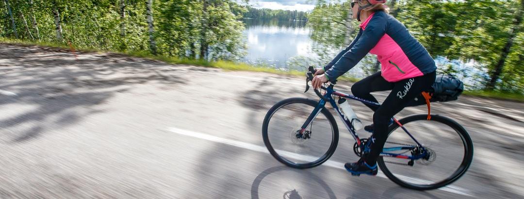 Radfahren in Finnland