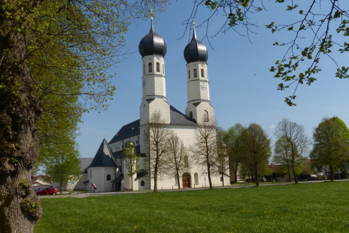 Wallfahrtskirche Weihenlinden