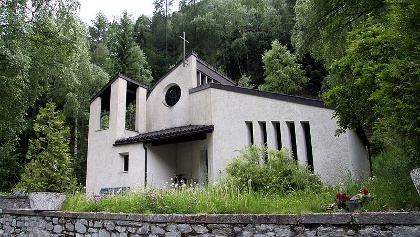 Goppenstein Kapelle