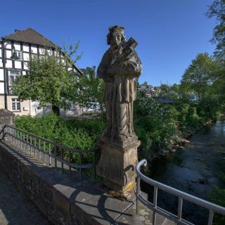 Historischer Ortskern von Eslohe