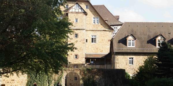 Schleifenroute - Landgrafenschloss Stadt Melsungen