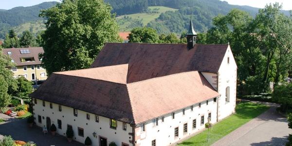 Altes Kapuzinerkloster