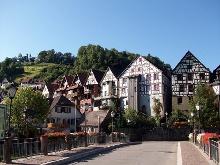 Schiltach: Schenkenburg - Kaibach - Rundweg
