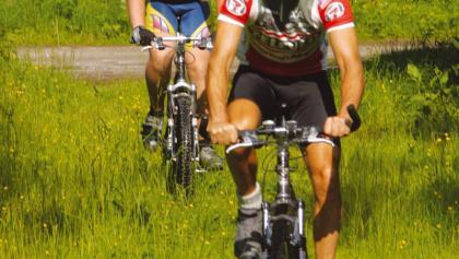 Mountainbiken im Solling