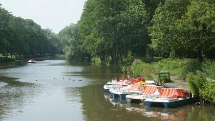 Rüstringer Stadtpark in Wilhelmshaven