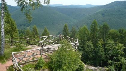 Aussichtspunkt Kirschfelsen
