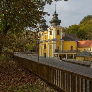 A mátraverebély-szentkúti basilica minor