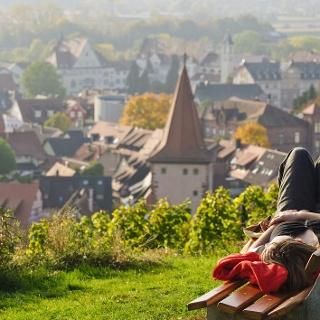 Über den Dächern von Gengenbach