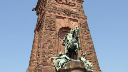 Kyffhäuser Monument with tower