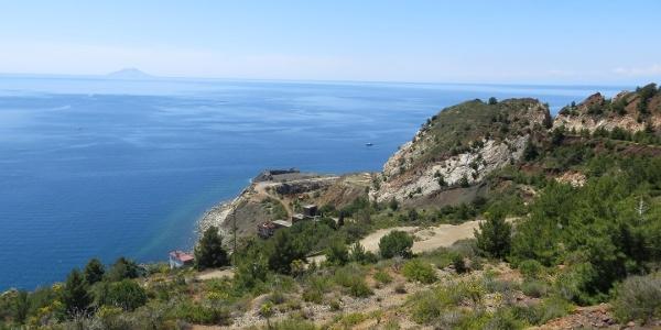 Das Bergbaugebiet des Monte Calamita