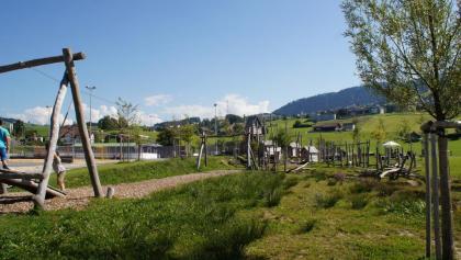 Abenteuerspielplatz beim Freizeitpark Erlenmoos