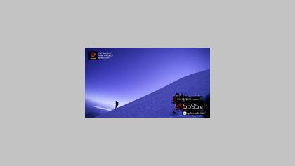 Bajando del glaciar