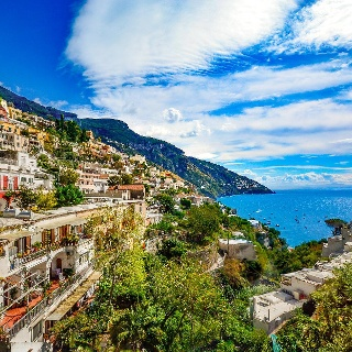 Amalfiküste Positano