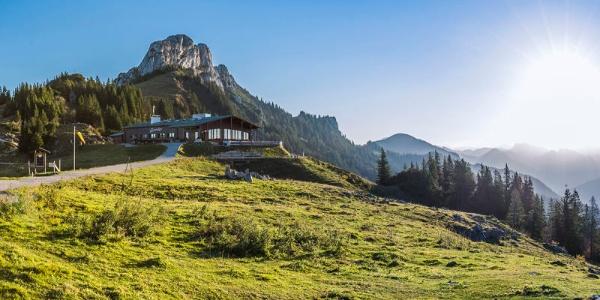 SonnenAlm auf der Kampenwand - © Chiemsee-Alpenland Tourismus