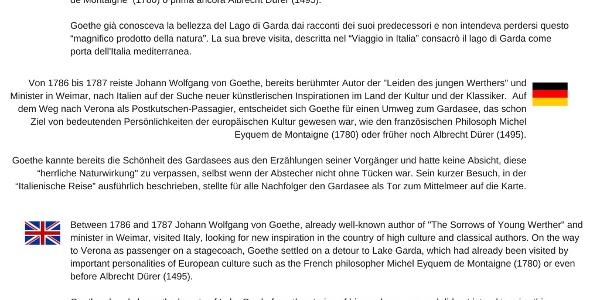 Goethe - Italienische Reise 2