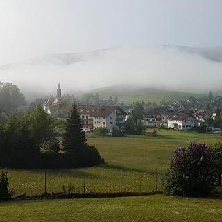 Mitteltal im Nebel