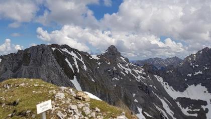Kirchlspitz - Ganz hinten der Startpunkt