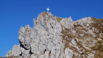 Gipfelkreuz Lauskopf