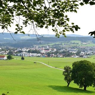 Freistadt vom SW gesehen