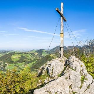 Gipfelpanorama Kleiner Landsberg
