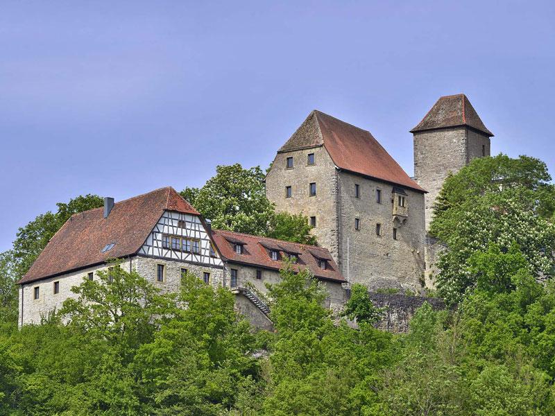 Burg Tierberg   - © Quelle: Reinhard Hölzl