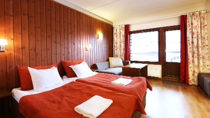 Hotel RukaVillage has 34 rooms and 54 apartments.