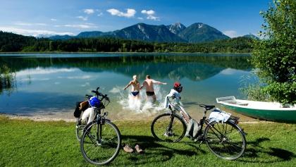 Radreise Kärntner Seen