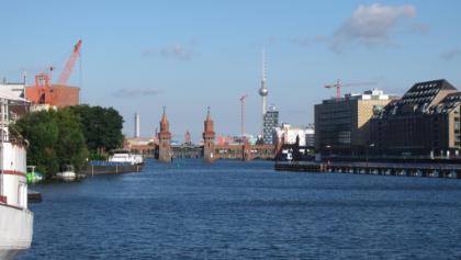 Spree in Berlin (Aug. 2013)