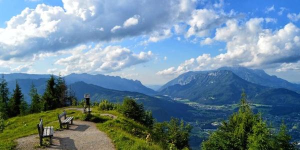 Grünstein Gipfel