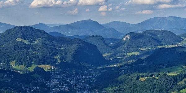 Aussicht vom Grünstein