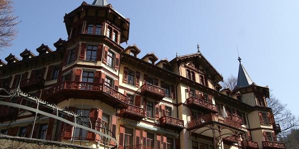 Grandhotel Giessbach Hotel Outdooractive Com