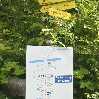 Parkplatz Peter Wiechenthaler Hütte