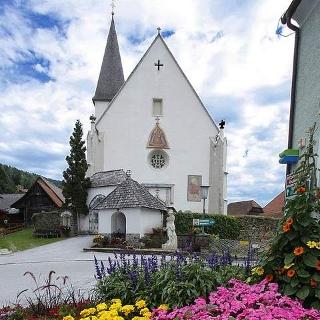 Pfarkirche Hirschegg