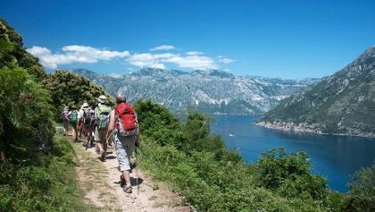 Wanderreise Montenegro - Küstenwanderung