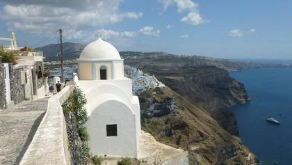 Wanderreise Kykladen - Naxos & Santorini