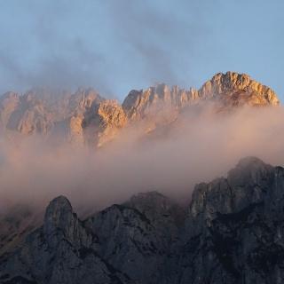 Kammspitze von Gröbming