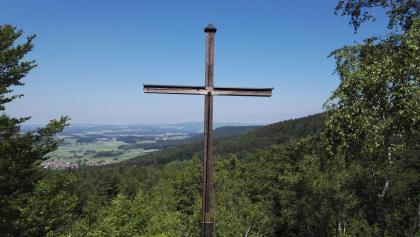 Gipfelkreuz am Kathlfelsen