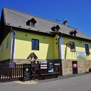Gaststätte und Unterkunft
