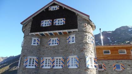 Siegerlandhütte 2.710 m