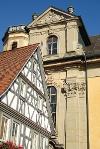 Kirche in Kirchberg/Jagst  - @ Autor: Dr. Konrad Lechner  - © Quelle: Hohenlohe + Schwäbisch Hall Tourismus e.V.